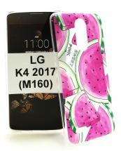billigamobilskydd.se TPU-Designkotelo LG K4 2017 (M160)