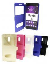 billigamobilskydd.se Flipcase Nokia 6