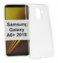 billigamobilskydd.se TPU muovikotelo Samsung Galaxy A6+ / A6 Plus 2018 (A605FN/DS)