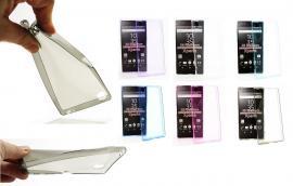 billigamobilskydd.se Ultra Thin TPU Kotelo Sony Xperia Z5 Premium (E6853)