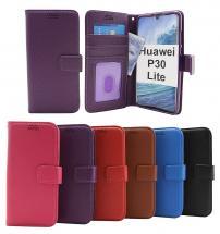 billigamobilskydd.se New Jalusta Lompakkokotelo Huawei P30 Lite