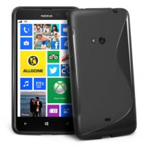 billigamobilskydd.se S-Line TPU-muovikotelo Nokia Lumia 625