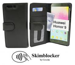 CoverIn Skimblocker Lompakkokotelot Huawei Honor 9 (STF-L09)