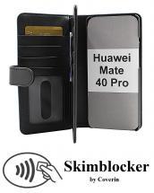 CoverIn Skimblocker XL Wallet Huawei Mate 40 Pro