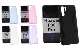 billigamobilskydd.se S-Line TPU-muovikotelo Huawei P30 Pro
