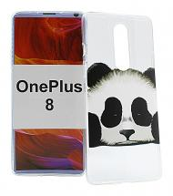 billigamobilskydd.se TPU-Designkotelo OnePlus 8