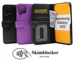 CoverIn Skimblocker Lompakkokotelot Samsung Galaxy A22 (SM-A225F/DS)