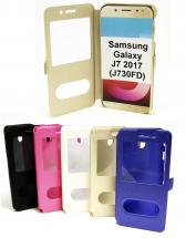billigamobilskydd.se Flipcase Samsung Galaxy J7 2017 (J730FD)