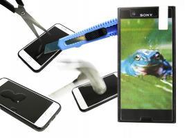 billigamobilskydd.se Näytönsuoja karkaistusta lasista Sony Xperia XZ1 Compact (G8441)