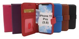 billigamobilskydd.se New Jalusta Lompakkokotelo iPhone 11 Pro (5.8)