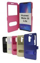 billigamobilskydd.se Flipcase Huawei Mate 20 Lite