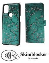 CoverIn Skimblocker Design Magneettilompakko OnePlus Nord N10