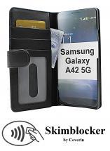 CoverIn Skimblocker Lompakkokotelot Samsung Galaxy A42 5G