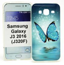 billigamobilskydd.se TPU-Designkotelo Samsung Galaxy J3 2016 (J320F)