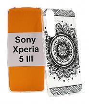 billigamobilskydd.se TPU-Designkotelo Sony Xperia 5 III (XQ-BQ52)