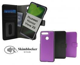 billigamobilskydd.se Skimblocker Magneettikotelo Huawei Honor View 20
