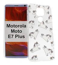 billigamobilskydd.se TPU-Designkotelo Motorola Moto E7 Plus
