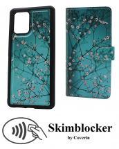 CoverIn Skimblocker Design Magneettilompakko Samsung Galaxy S10 Lite (G770F)
