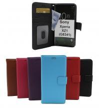 billigamobilskydd.se New Jalusta Lompakkokotelo Sony Xperia XZ1 (G8341)