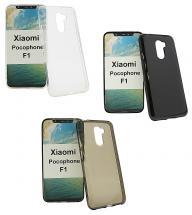 billigamobilskydd.se TPU-suojakuoret Xiaomi Pocophone F1