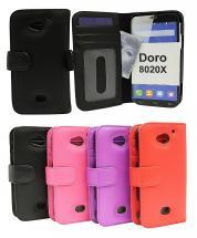 CoverIn Lompakkokotelot Doro 8020X