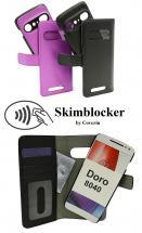 CoverIn Skimblocker Magneettikotelo Doro 8040