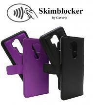 billigamobilskydd.se Skimblocker Magneettilompakko LG G7 ThinQ (G710M)