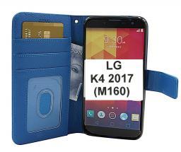 billigamobilskydd.se New Jalusta Lompakkokotelo LG K4 2017 (M160)