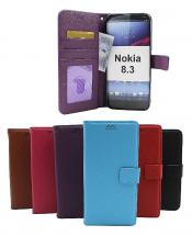 billigamobilskydd.se New Jalusta Lompakkokotelo Nokia 8.3