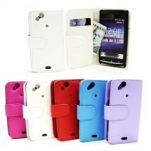 billigamobilskydd.se Lompakkokotelo Sony Ericsson Xperia Arc (LT18i X12)