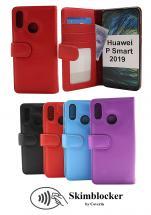 billigamobilskydd.se Skimblocker Lompakkokotelot Huawei P Smart 2019