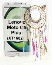 billigamobilskydd.se TPU-Designkotelo Lenovo Moto G5 Plus (XT1683)