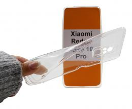 billigamobilskydd.se Ultra Thin TPU Kotelo Xiaomi Redmi Note 10 Pro