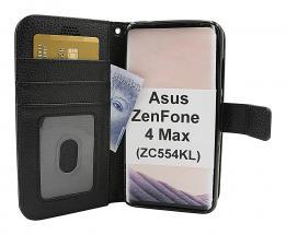 billigamobilskydd.se New Jalusta Lompakkokotelo Asus ZenFone 4 Max (ZC554KL)