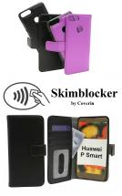 billigamobilskydd.se Skimblocker Magneettikotelo Huawei P Smart (FIG-LX1)