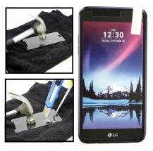 billigamobilskydd.se Näytönsuoja karkaistusta lasista LG K4 2017 (M160)