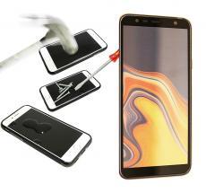 billigamobilskydd.se Näytönsuoja karkaistusta lasista Samsung Galaxy J4 Plus (J415FN/DS)