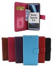 billigamobilskydd.se New Jalusta Lompakkokotelo Sony Xperia 5 II (XQ-AS52)