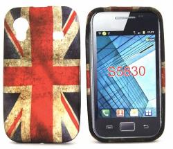 billigamobilskydd.se TPU Designcover Samsung Galaxy Ace