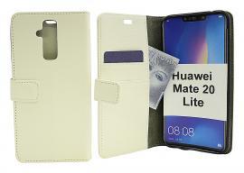 billigamobilskydd.se Jalusta Lompakkokotelo Huawei Mate 20 Lite