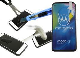 billigamobilskydd.se Näytönsuoja karkaistusta lasista Motorola Moto G8 Power