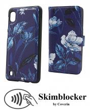 CoverIn Skimblocker Design Magneettilompakko Samsung Galaxy A10 (A105F/DS)