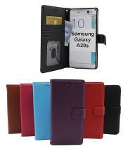 billigamobilskydd.se New Jalusta Lompakkokotelo Samsung Galaxy A20s (A207F/DS)