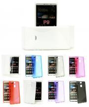 billigamobilskydd.se S-Line TPU-muovikotelo Huawei P9
