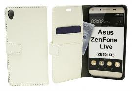 billigamobilskydd.se Jalusta Lompakkokotelo Asus ZenFone Live (ZB501KL)