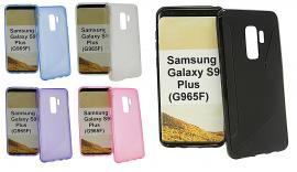 billigamobilskydd.se S-Line TPU-muovikotelo Samsung Galaxy S9 Plus (G965F)