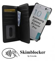 CoverIn Skimblocker XL Magnet Wallet Samsung Galaxy XCover Pro (G715F/DS)