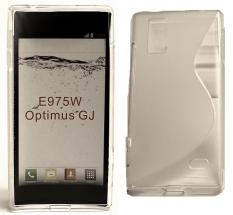 billigamobilskydd.se S-Line TPU-muovikotelo LG Optimus GJ