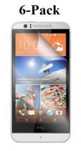 billigamobilskydd.se Kuuden kappaleen näytönsuojakalvopakett HTC Desire 510
