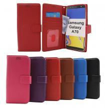 billigamobilskydd.se New Jalusta Lompakkokotelo Samsung Galaxy A70 (A705F/DS)